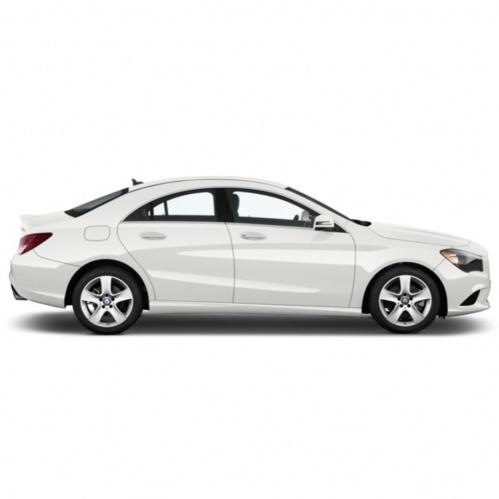 Mercedes CLA 180D